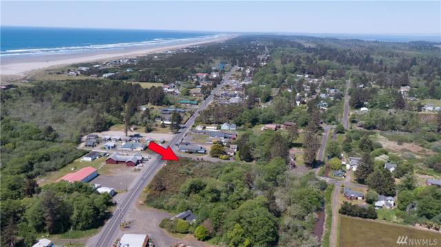 0 State Route 105, Grayland, WA 98547 (#1455668) :: Homes on the Sound