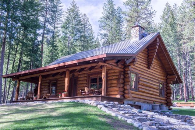 588 Lost River Rd, Mazama, WA 98833 (#1455690) :: Kimberly Gartland Group