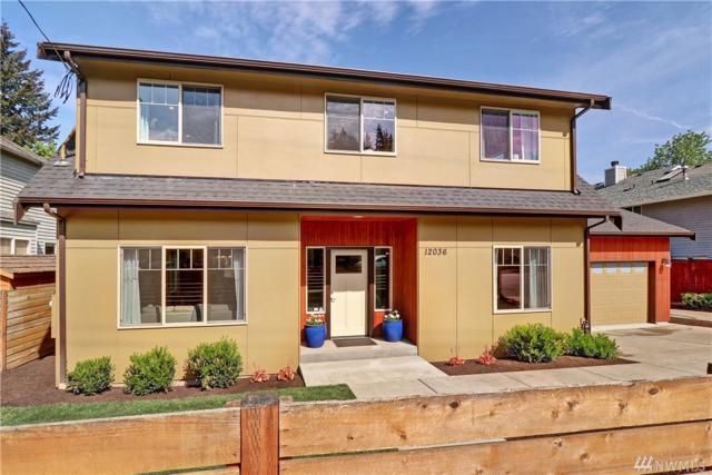 12036 25th Ave NE, Seattle, WA 98125 (#1455799) :: Kimberly Gartland Group