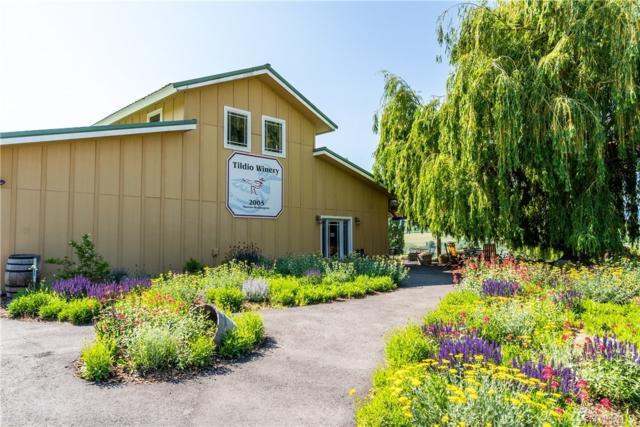 70 Wapato Lake Rd, Manson, WA 98831 (#1455987) :: Ben Kinney Real Estate Team