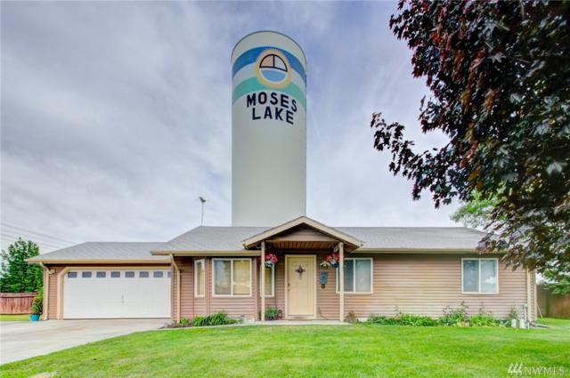 1301 S Hamilton Rd, Moses Lake, WA 98837 (#1456153) :: Homes on the Sound