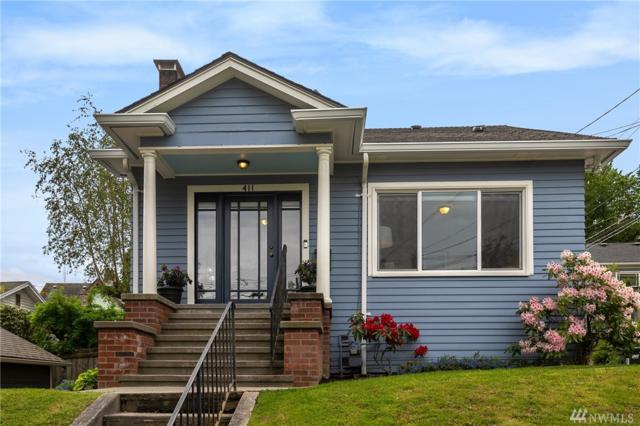411 W Smith St, Seattle, WA 98119 (#1456186) :: The Kendra Todd Group at Keller Williams