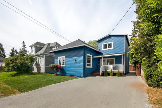 8705 Corliss Ave N, Seattle, WA 98103 (#1456350) :: Pickett Street Properties