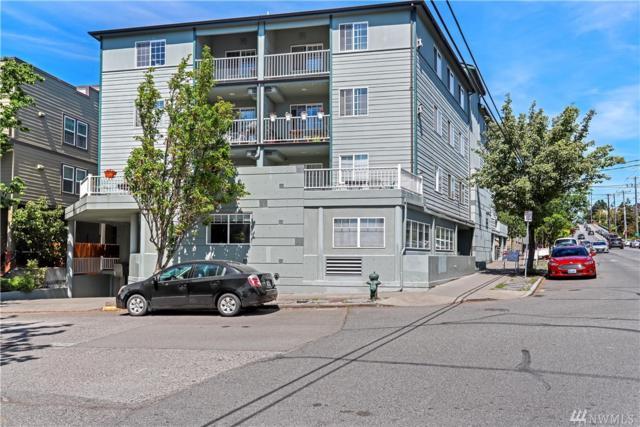 7301 5th Ave NE #404, Seattle, WA 98115 (#1456451) :: Costello Team