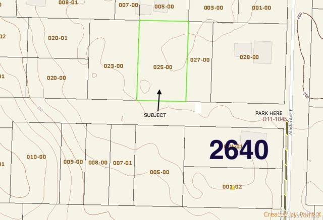 0 Alaska Ave E #NE, Manchester, WA 98366 (#1456521) :: Crutcher Dennis - My Puget Sound Homes