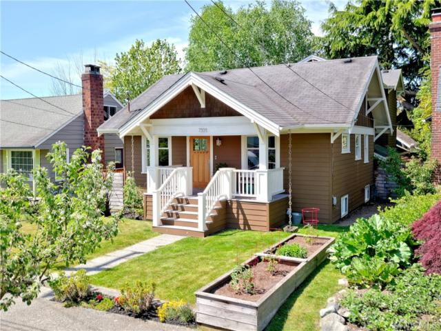 7531 25th Ave NW, Seattle, WA 98117 (#1456614) :: Homes on the Sound