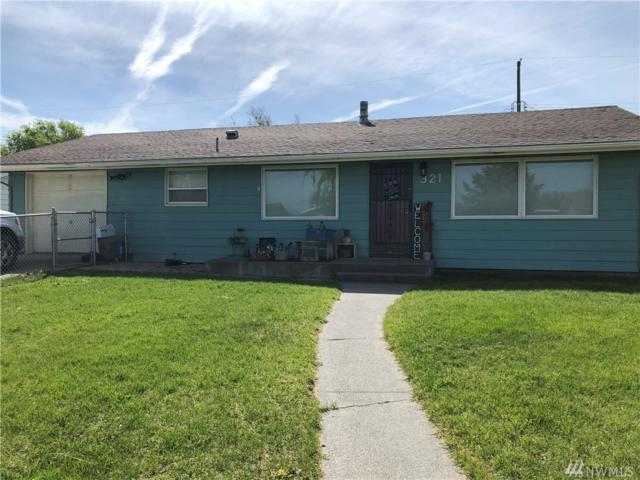 321 N Earl, Moses Lake, WA 98837 (#1456615) :: Better Properties Lacey