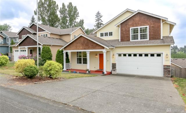 1207 10th Ave, Milton, WA 98354 (#1456708) :: Homes on the Sound