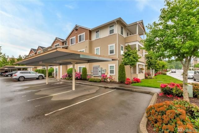 13421 97th Ave E #305, Puyallup, WA 98373 (#1456730) :: Homes on the Sound