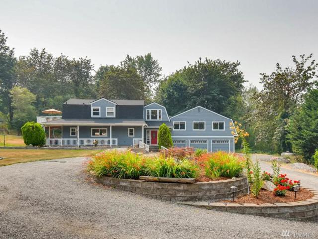 818 286th Ave SE, Fall City, WA 98024 (#1456777) :: Ben Kinney Real Estate Team