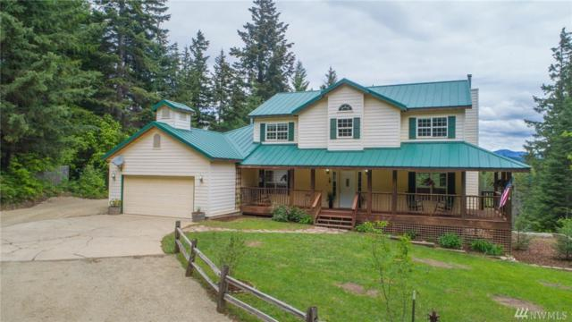 1881 Big Horn Wy, Cle Elum, WA 98922 (#1456786) :: Real Estate Solutions Group