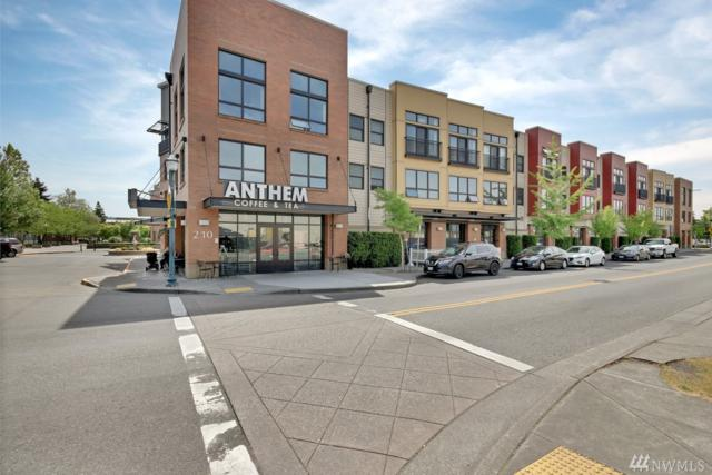 210 W Pioneer Ave #217, Puyallup, WA 98371 (#1456792) :: Real Estate Solutions Group
