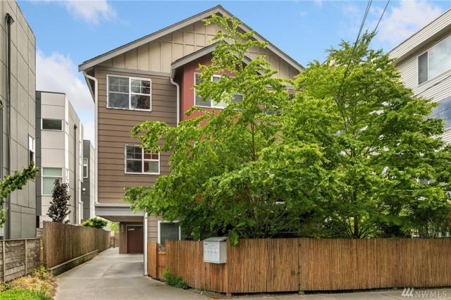 2253 NW 64th St A, Seattle, WA 98107 (#1456894) :: Crutcher Dennis - My Puget Sound Homes