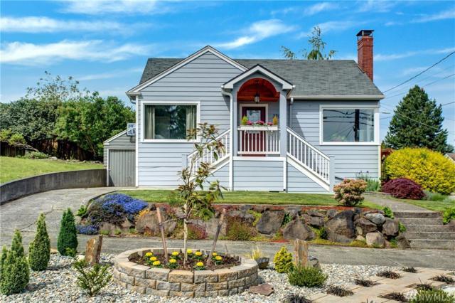 3703 38th Ave SW, Seattle, WA 98126 (#1456942) :: McAuley Homes
