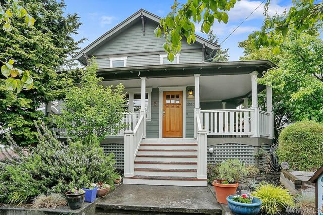 6550 9th Ave NW, Seattle, WA 98117 (#1456991) :: Homes on the Sound