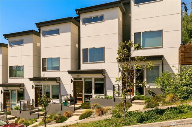 1906 S Bush Place, Seattle, WA 98144 (#1457018) :: Ben Kinney Real Estate Team