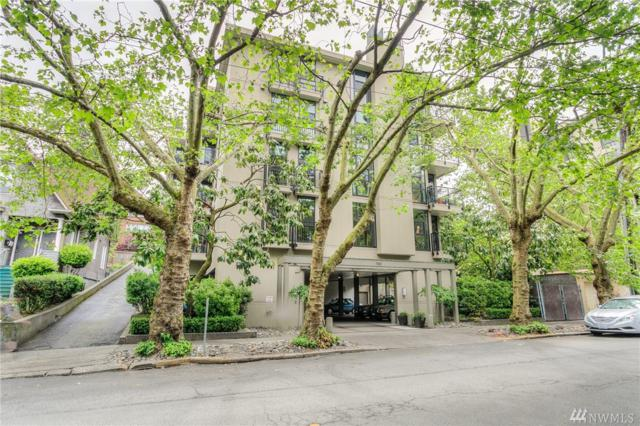 730 Bellevue Ave E #205, Seattle, WA 98102 (#1457126) :: Homes on the Sound