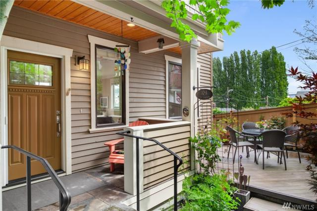 10-A W Etruria St, Seattle, WA 98119 (#1457282) :: The Kendra Todd Group at Keller Williams