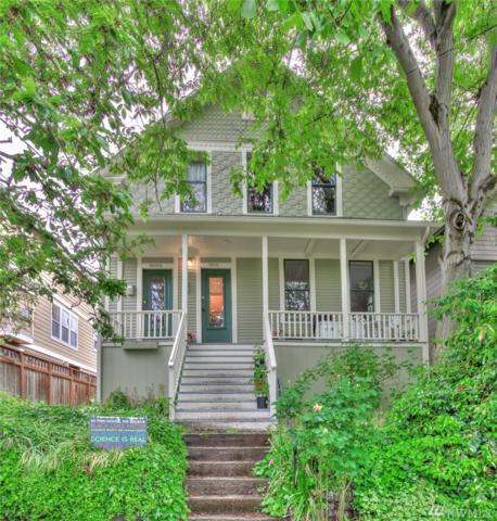 3802 Ashworth Ave N, Seattle, WA 98103 (#1457312) :: The Kendra Todd Group at Keller Williams
