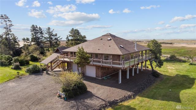 2646 Sunset Lane, Tokeland, WA 98590 (#1457319) :: Homes on the Sound