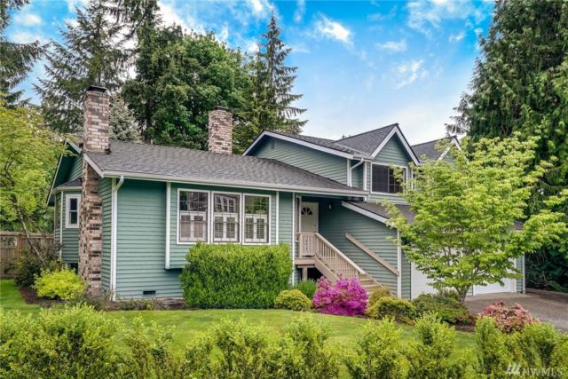 21124 NE 42nd St, Sammamish, WA 98074 (#1457325) :: Ben Kinney Real Estate Team