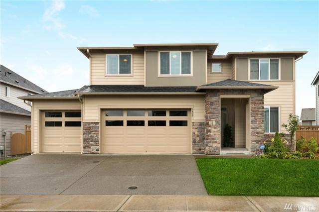 1437 40th St SE, Puyallup, WA 98372 (#1457361) :: Keller Williams Realty