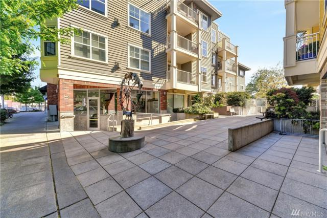2901 NE Blakeley St #420, Seattle, WA 98105 (#1457428) :: Kimberly Gartland Group