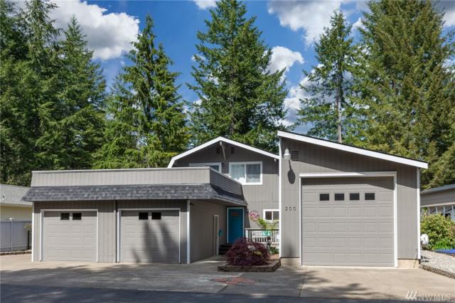 200 N Mount Christie Dr, Hoodsport, WA 98548 (#1457453) :: Homes on the Sound