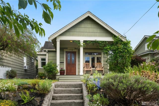 719 N 76th St, Seattle, WA 98103 (#1457502) :: Pickett Street Properties