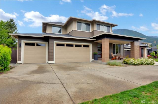 650 SE 11th St, North Bend, WA 98045 (#1457515) :: Keller Williams - Shook Home Group