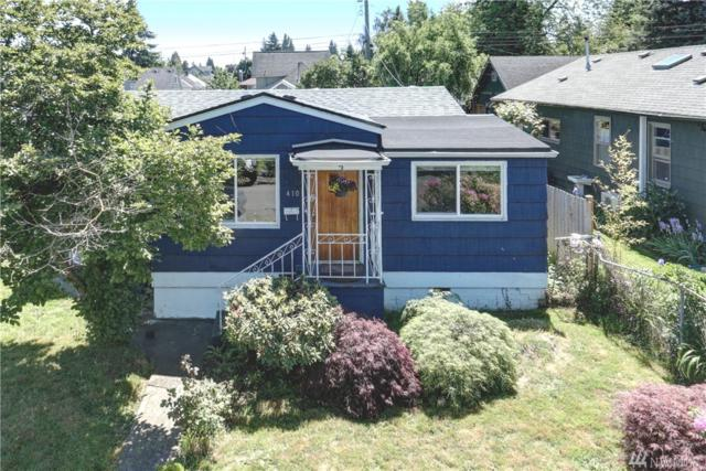 410 S 57th St, Tacoma, WA 98408 (#1457702) :: Ben Kinney Real Estate Team