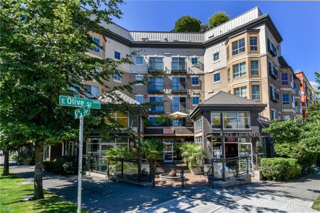 1125 E Olive St #404, Seattle, WA 98122 (#1457770) :: Kimberly Gartland Group
