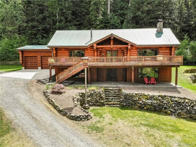 46433 SE 174th Street, North Bend, WA 98045 (#1457780) :: Kimberly Gartland Group