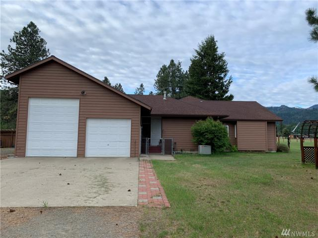 270 Scott Drive, Cle Elum, WA 98922 (#1457800) :: Kimberly Gartland Group