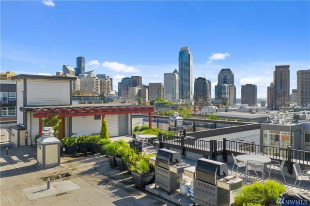 1610 Belmont Ave #615, Seattle, WA 98122 (#1457847) :: Homes on the Sound