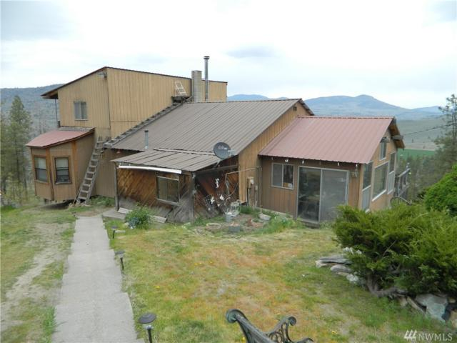 207 Talkire Lake Rd, Tonasket, WA 98855 (#1457913) :: Homes on the Sound