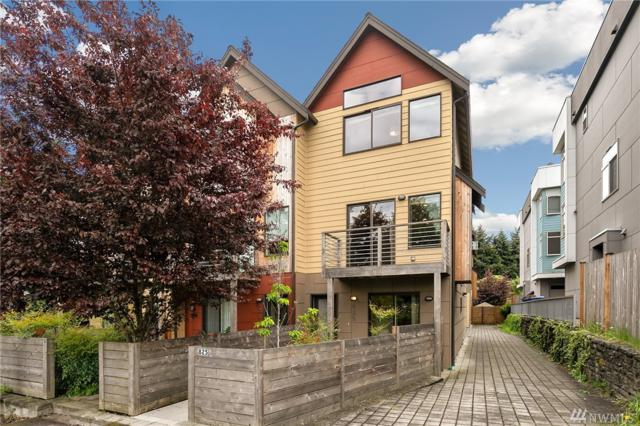 825 NW 97th St C, Seattle, WA 98117 (#1458140) :: Homes on the Sound