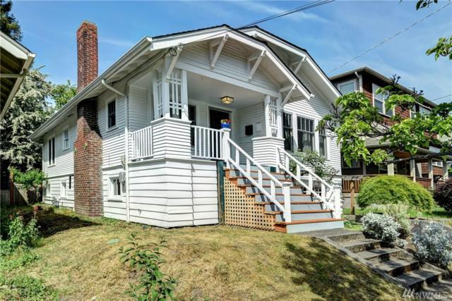 6531 4th Ave NW, Seattle, WA 98117 (#1458199) :: Costello Team