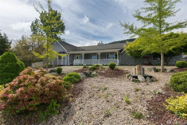 2367 Happy Valley Rd, Sequim, WA 98382 (#1458242) :: Real Estate Solutions Group