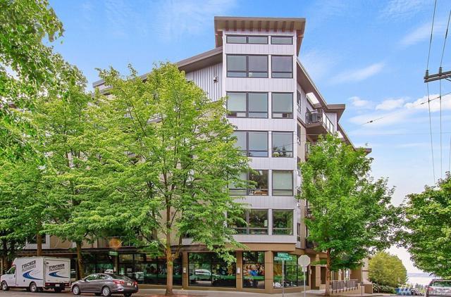 5001 California Ave SW #603, Seattle, WA 98136 (#1458380) :: Kimberly Gartland Group