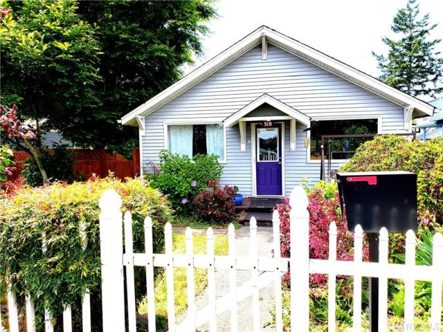 510 3rd St SE, Puyallup, WA 98372 (#1458455) :: Keller Williams Realty Greater Seattle