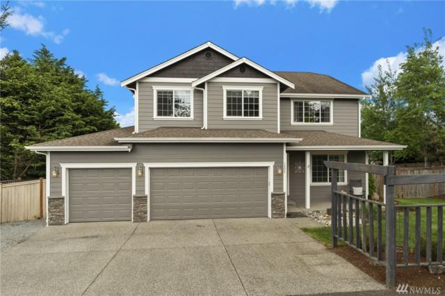 7304 284th St NW, Stanwood, WA 98292 (#1458556) :: Real Estate Solutions Group