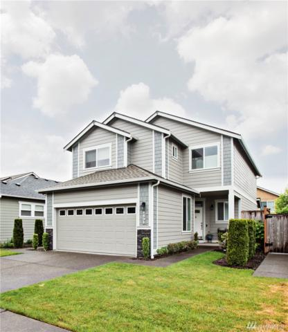 4631 Rochelle St SE, Lacey, WA 98503 (#1458620) :: Real Estate Solutions Group