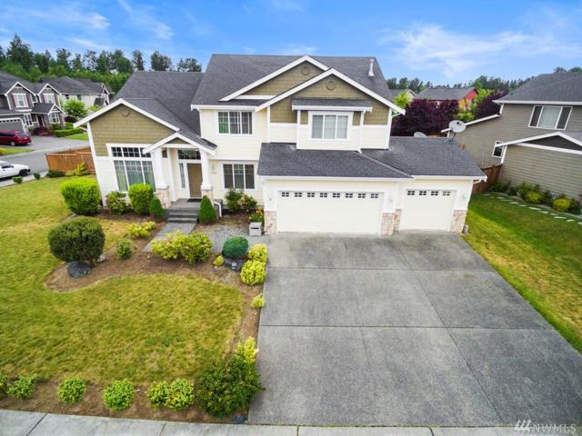 17318 135th Ave E, Puyallup, WA 98374 (#1458762) :: Real Estate Solutions Group