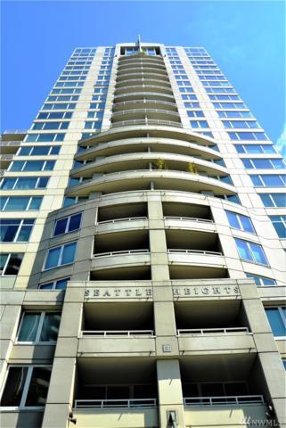 2600 2nd Ave #1604, Seattle, WA 98121 (#1458815) :: Kimberly Gartland Group