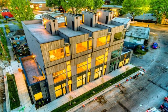 2467-S College St D, Seattle, WA 98144 (#1458816) :: Platinum Real Estate Partners
