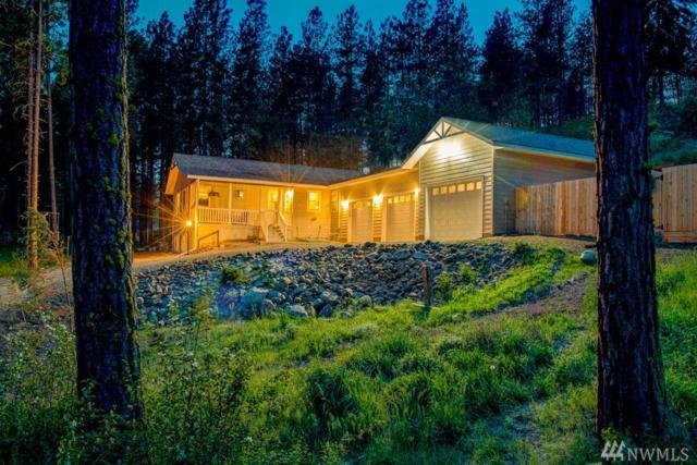 140 Mountain Creek Dr, Cle Elum, WA 98922 (#1458879) :: Homes on the Sound