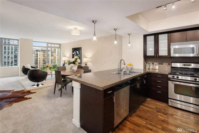 819 Virginia St #1011, Seattle, WA 98101 (#1458901) :: Homes on the Sound