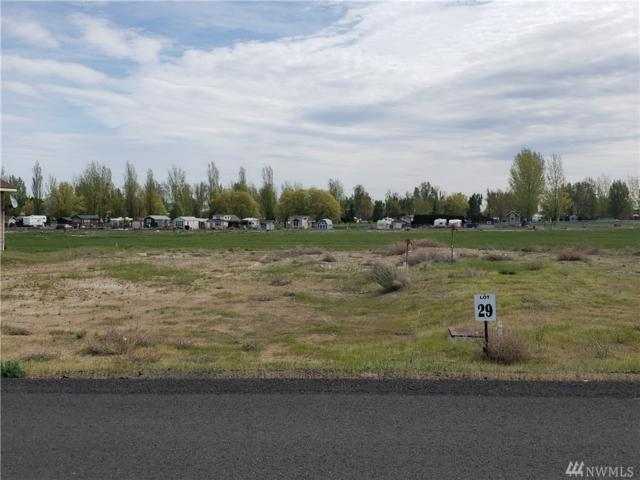 6549 SE Hwy 262 Lot 29, Othello, WA 99344 (#1458971) :: Homes on the Sound