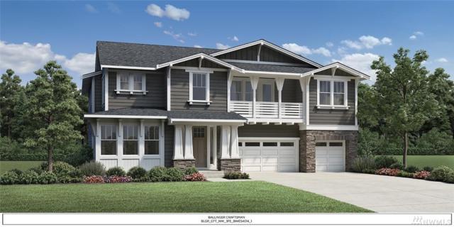 11631 NE 45th (Homesite 1) St, Kirkland, WA 98033 (#1458988) :: Kimberly Gartland Group